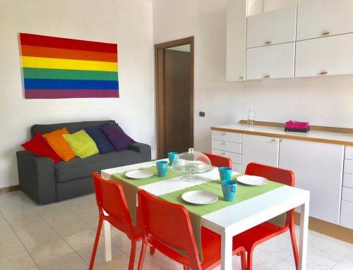 Apre a Milano Casa Arcobaleno