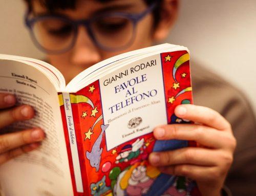 Gianni Rodari, il maestro della fantasia compie 100 anni!
