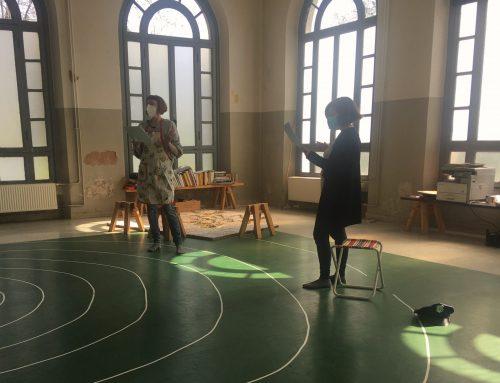 """La magia del teatro – Progetto """"Tra palco e realtà"""""""